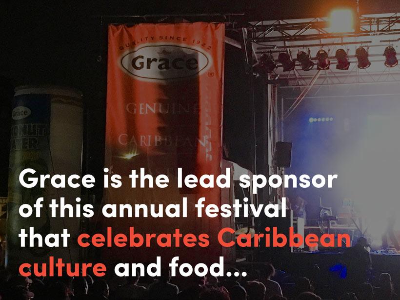 Grace Food Festival